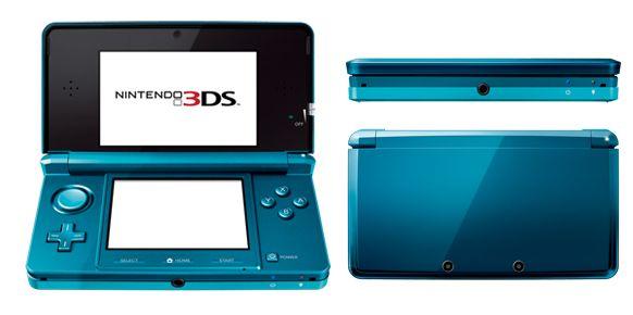 El precio del Nintendo 3DS