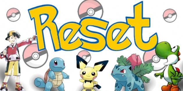 Podcast: Reset y Pokémex