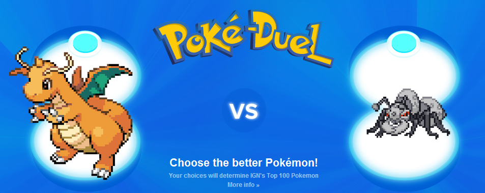 IGN's Pokémon Face-Off