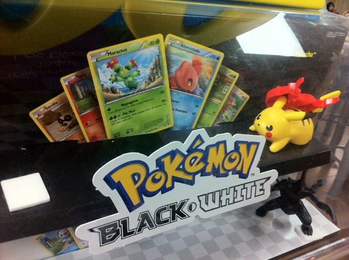 Pokémon en la Cajita Feliz de McDonalds