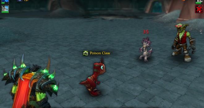 World of Warcraft: Mists of Pokémon(?)