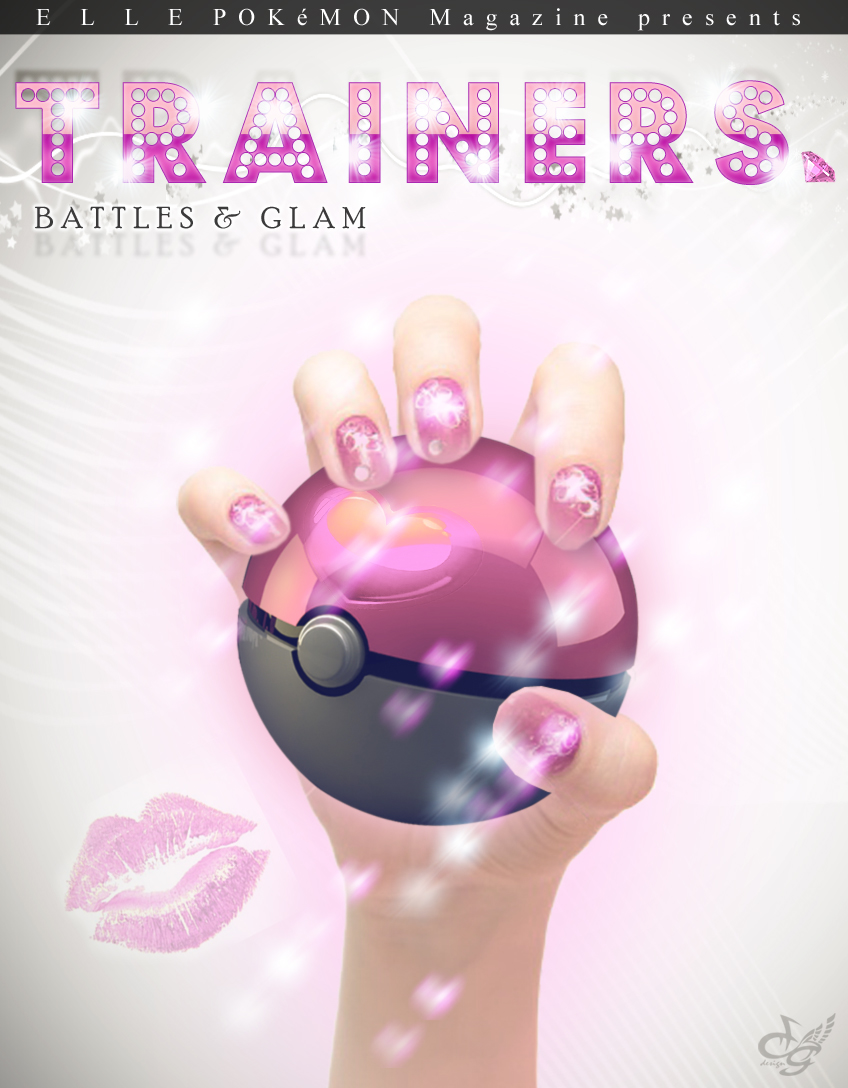 TRAINERS *Battles & Glam*