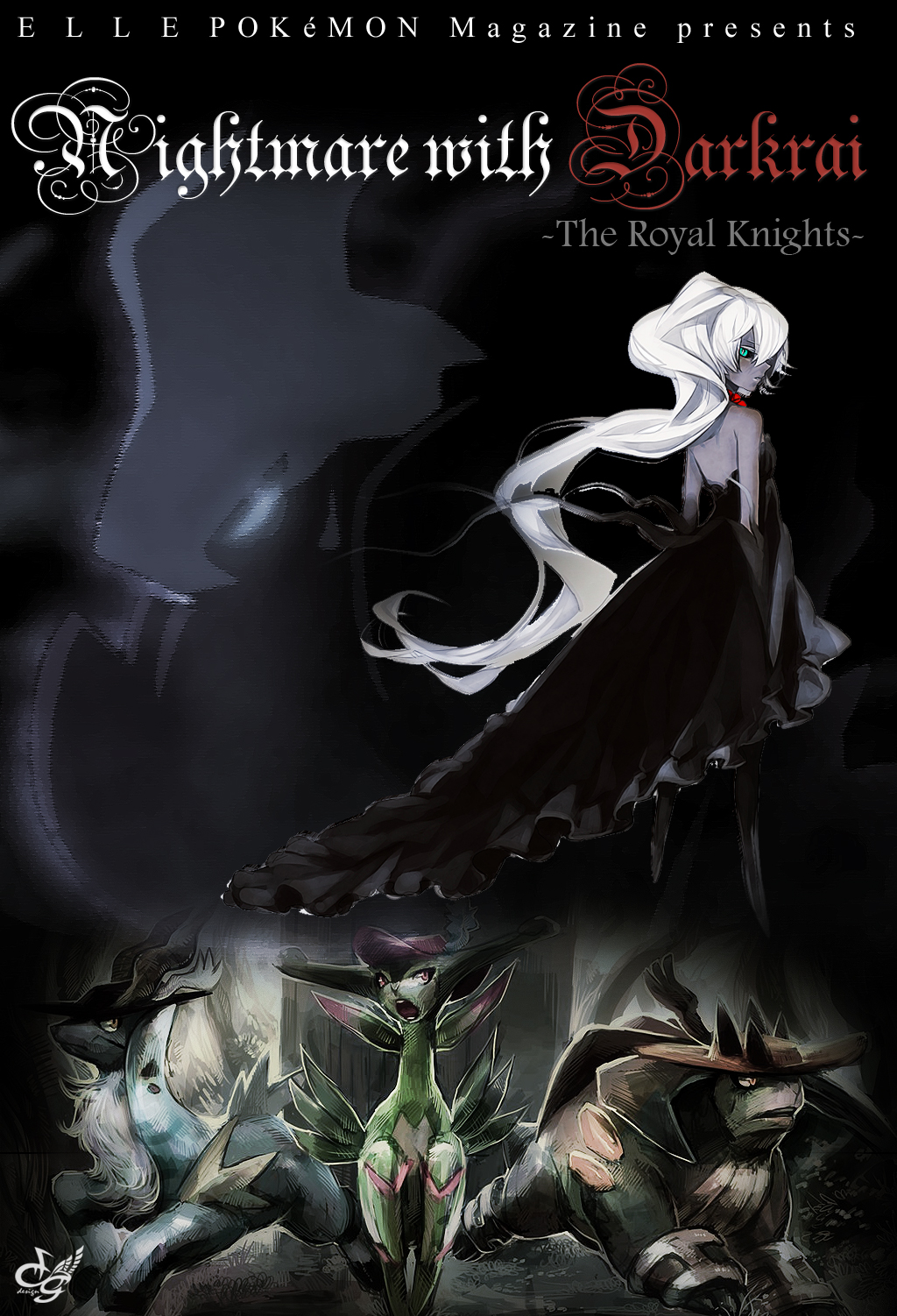 """Nightmare With Darkrai"" -The royal Knights-: Hypocrisy"