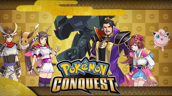 Detrás de Pokémon Conquest