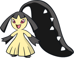 Do it for the lulz: Mawile