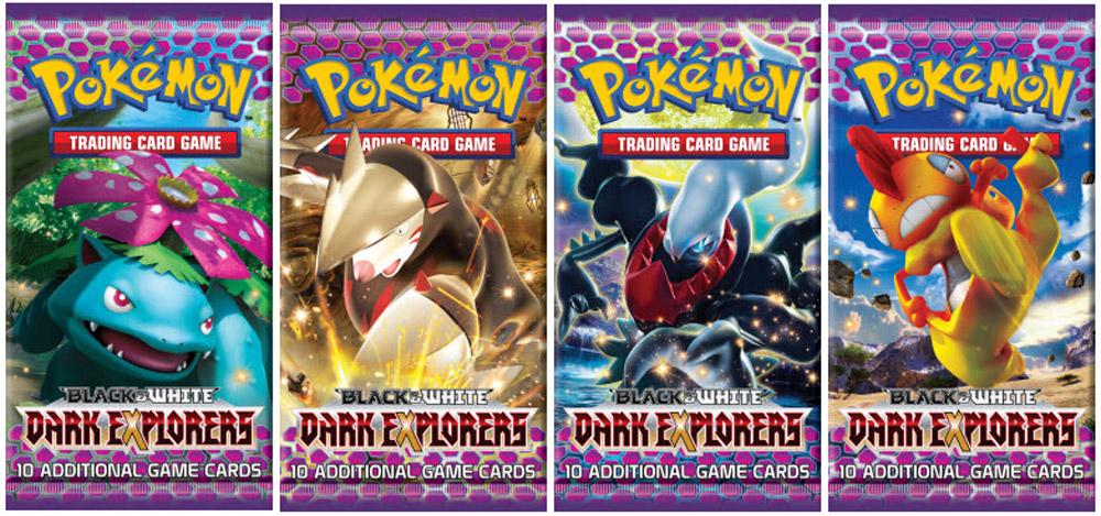 Pre-lanzamientos de Pokémon TCG Dark Explorers