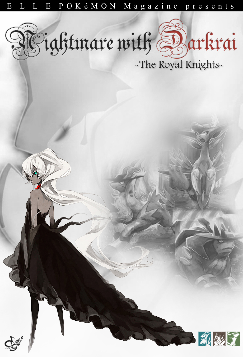 """Nigthmare With Darkrai"" – The Royal Knights – : Evil plans"