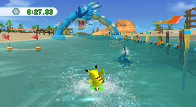 Pokémon's Spin Off