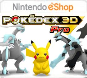 """Pokémon B&W 2 """"apps"""" y detalles dentro de juego"""