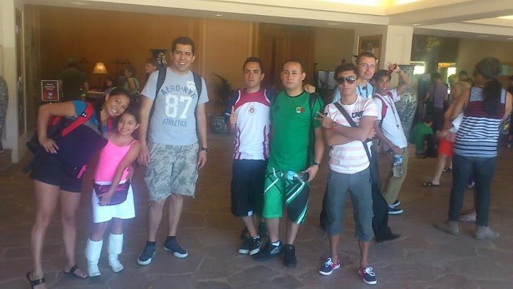 Reseña PWC 2012: México en el TCG