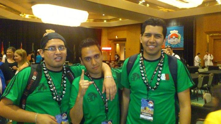 Reseña PWC 2012: Participando en el mundial
