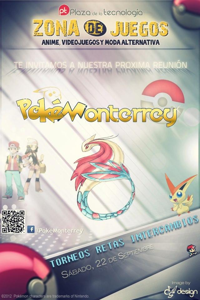 6ta Reunión de jugadores Pokémon en Monterrey – Reseña