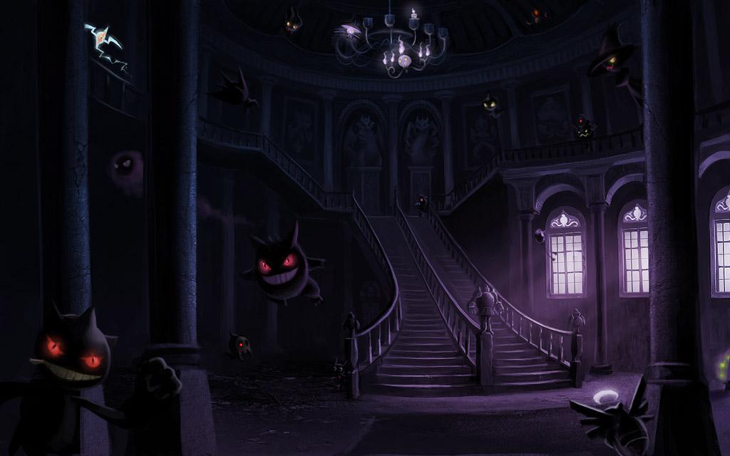 Cuento Pokémon de Terror: 2do Lugar