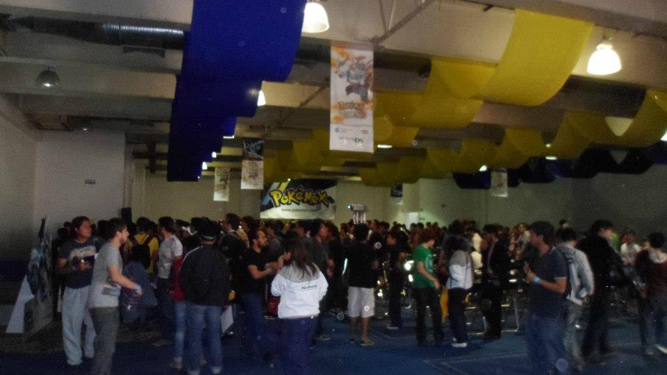 Reseña: Torneo Pokémex 2012