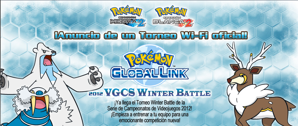 Torneo VGC Winter Battle