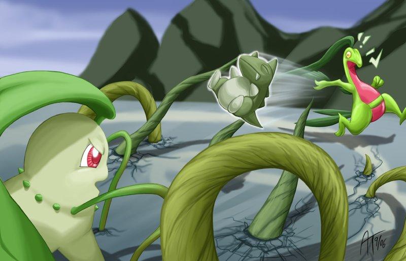 Substitute: Todo Pokémon tiene un peluche dentro