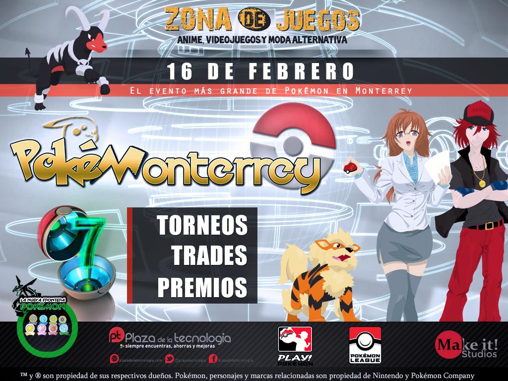 7ma Reunión de jugadores Pokémon en Monterrey – Reseña