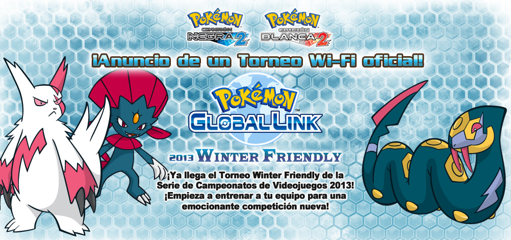 Winter Friendly 2013 – Todos los Pokémon son permitidos