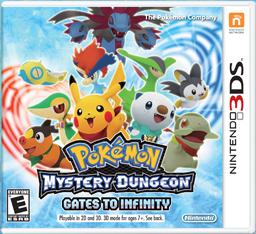 ¡Demo de HarmoKnight y Pokémon Mystery Dungeon: Gates to Infinity, ya disponibles!