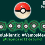¡Unown disponible en México, confirmado por Niantic! #HolaNiantic #VamosMEX