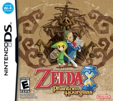 Zelda Phantom Hourglass [DS]  esp